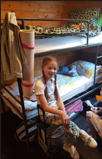 Laura Brito Liu Kunstschaatsen Camp Den Haag